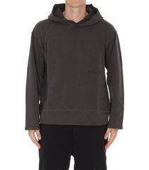 ambush raw edge hoodie