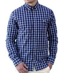 camisa violeta scout 619 shirt