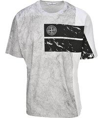 stone island dust one t-shirt
