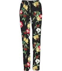 pantaloni con elastico (nero) - bpc selection