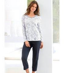 pyjama 100% katoen van rösch wit