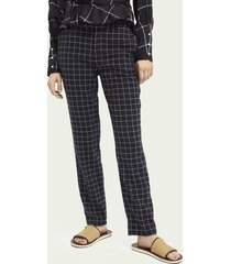 scotch & soda lowry tailored slim-fit trousers