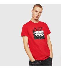 camiseta para hombre t-diego-j12 diesel