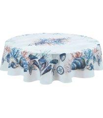 laural home venice beach 70 round tablecloth