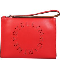 stella mccartney pouch with logo