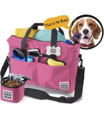 overland dog gear day away tote bag