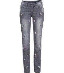jeans skinny (grigio) - rainbow