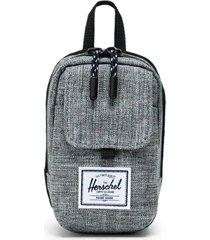 men's herschel supply co. small form shoulder bag - black