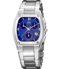 reloj azul jaguar