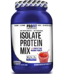 isolate protein mix 900gr (pote) - profit