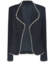 giambattista valli embellished open jacket