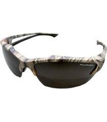 edge eyewear khor forest camo frame 3 lens sunglass set