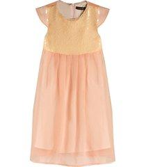 vestido magnolia rosa mapamondo