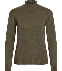 viril turtleneck l/s knit top