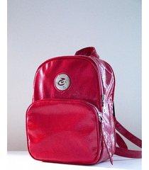 mochila roja seki masami alicia