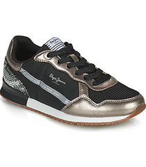 lage sneakers pepe jeans archie top