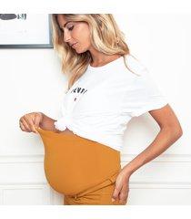 pantaloni premaman fascia senza cuciture - neo seamless