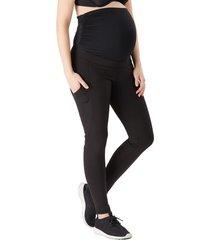 women's belly bandit power pocket maternity leggings