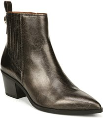 franco sarto shay western booties women's shoes