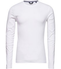 basic tee o-neck l/s t-shirts long-sleeved vit lindbergh