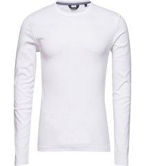 basic tee o-neck l/s t-shirts long-sleeved vit lindbergh