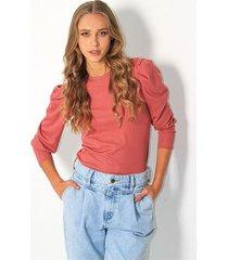 camiseta para mujer color-rosa-mag-talla-m