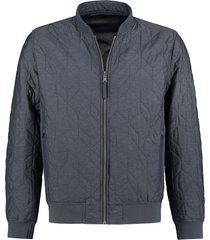 jas reversible bomber jacket navy (101218 - 669)