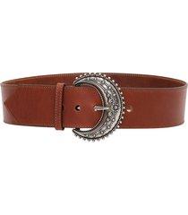 etro asta belt in calf leather