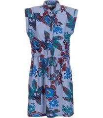 korte jurk lee floral dress