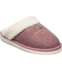 coseny homeslipper slippers tofflor rosa gant