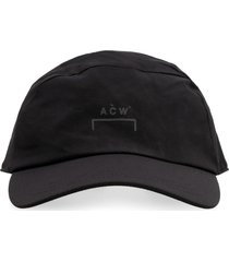 a-cold-wall logo baseball cap