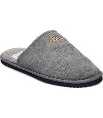 tamaware homeslipper slippers tofflor grå gant