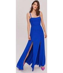 cobalt the cameron dress
