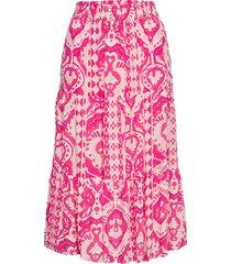 day bella knälång kjol rosa day birger et mikkelsen
