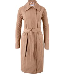 cappotto in misto lana maite kelly (marrone) - bpc bonprix collection