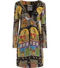moschino slot machine dress