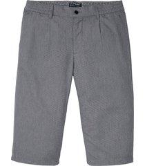 bermuda lunghi con cinta comoda regular fit (grigio) - bpc selection