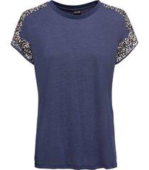 maglia ampia con paillettes (viola) - bodyflirt