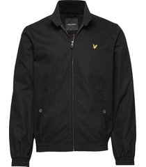 harrington jacket bomberjacka jacka svart lyle & scott