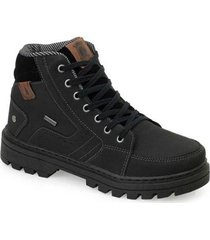 bota confort way adventure masculina - masculino