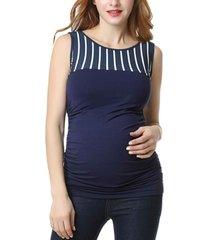 kimi + kai taylor maternity tank top
