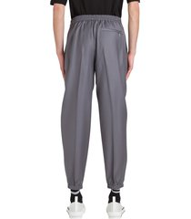 dior egg-shaped trousers