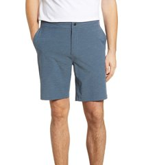 reyn spooner aloha stretch shorts, size 40 in dress blues at nordstrom