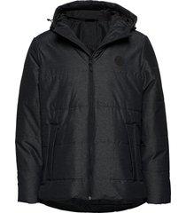 hmlcaster jacket gevoerd jack zwart hummel