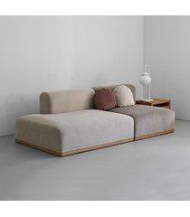 sofa modułowa aliko/ moduł a01+c04