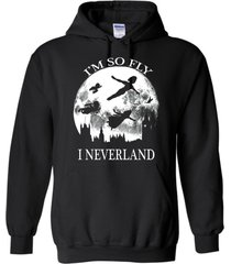 i'm so fly i neverland blend hoodie