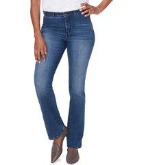 women's nydj barbara contour bootcut jeans