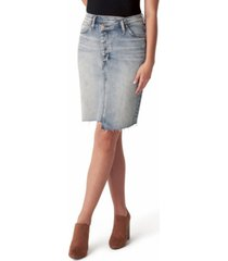 silver jeans co. women's highly desirable pencil skirt