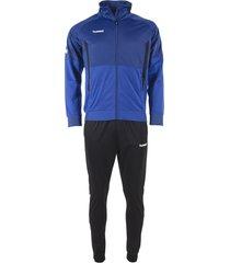 hummel trainingspak authentic polyester suit