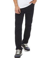 jeans slim spandex negro corona
